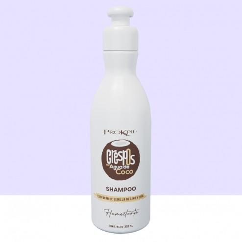 Shampoo Hidrante Crespos
