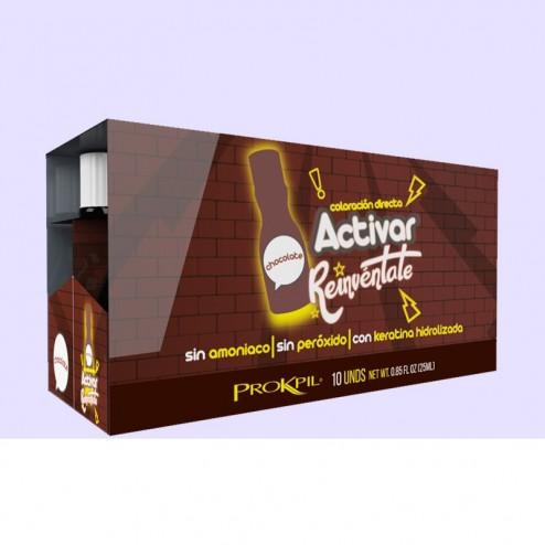 Activate Chocolate treatment