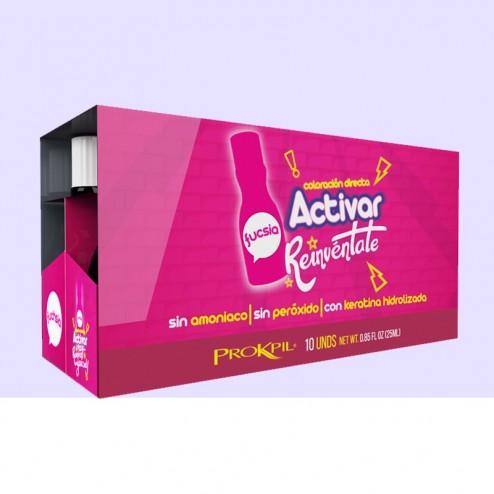 Activate Fuchsia treatment