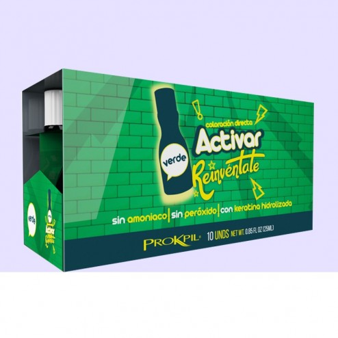 Activate Green Treatment